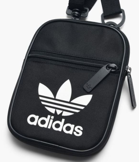 ⭐️Adidas Originals 黑色細斜揹袋