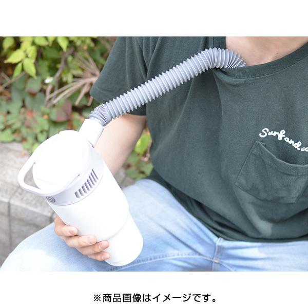 """日本Thanko SBTACTPI 攜帶式冷風機 便攜式空調 """"便攜式瓶裝空調"""" - 樂天第一名-"""