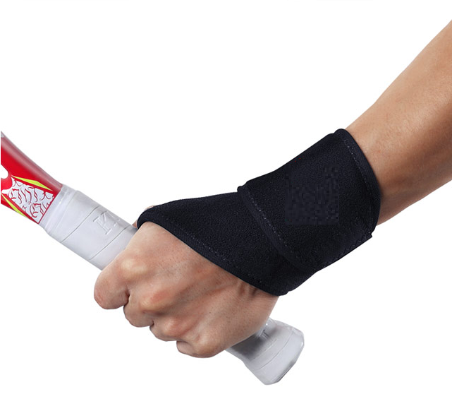 第二代 運動手腕護理帶 (適合羽毛球 網球 舉重 保護)