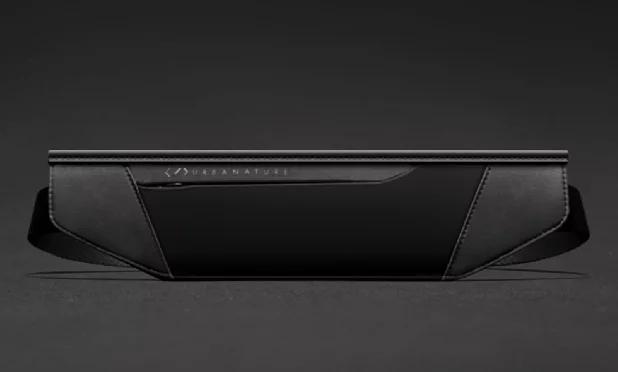 NIID URBANATURE - THE SWITCH WAIST PACK 可摺式 多功能側肩袋