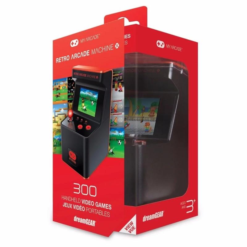美國My arcade 迷你復古街機遊戲機 預訂:3-7天發出