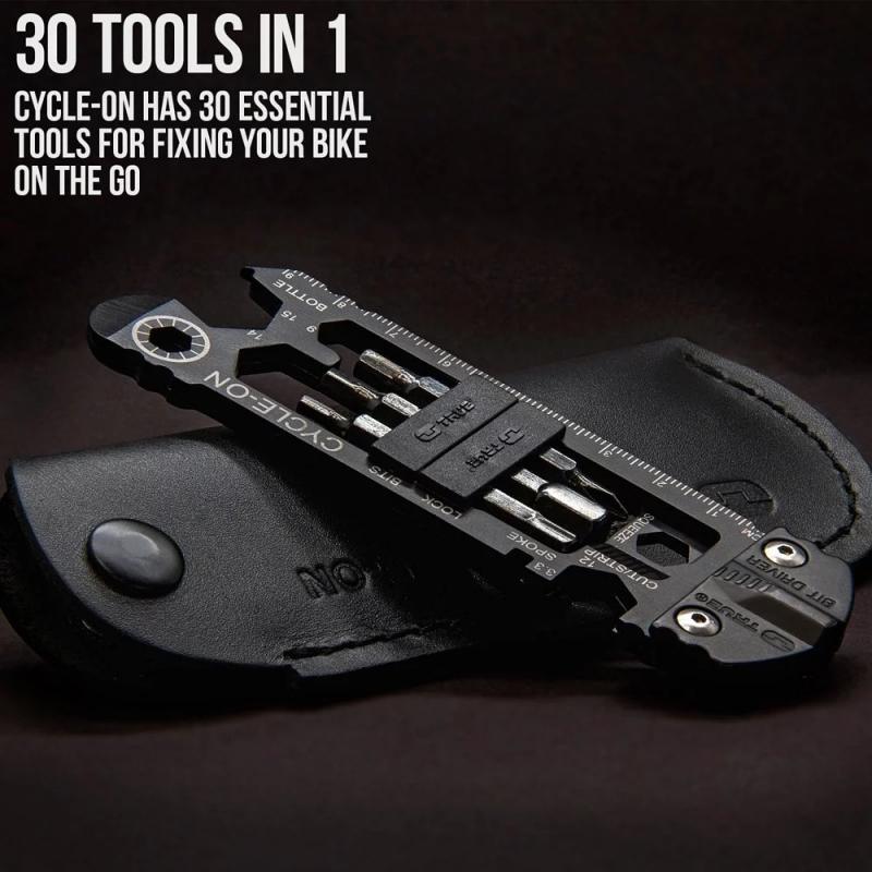 英國True Utility Cycle-On 30合1 多功能單車工具套件 現貨