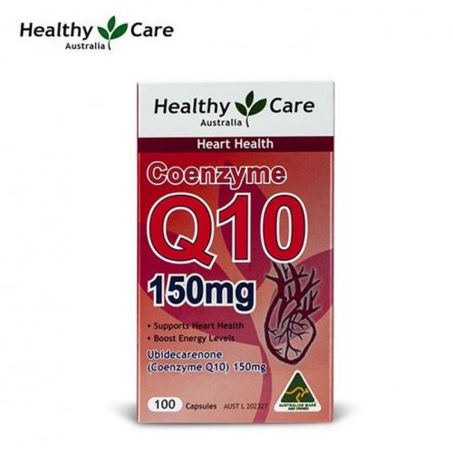 Healthy Care 輔酶Q10膠囊 150mg [100粒]