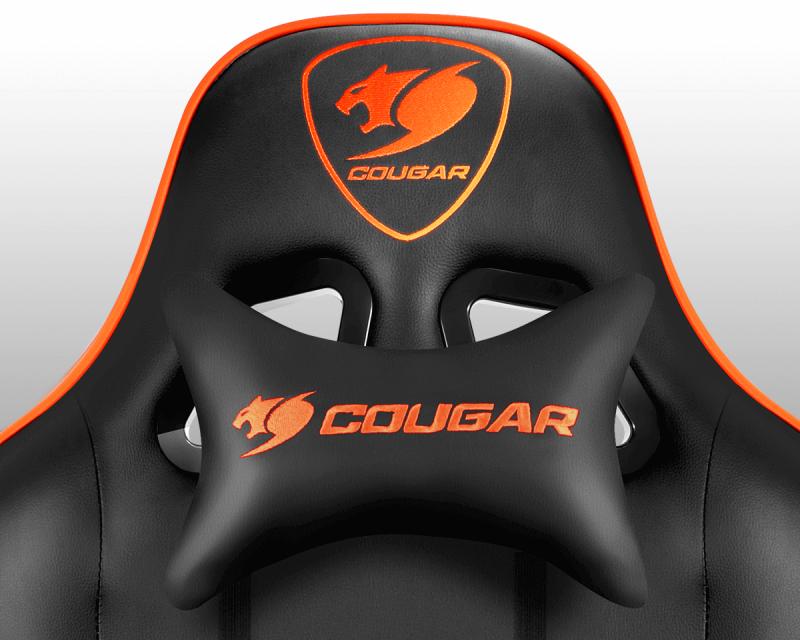 Cougar Armor 人體工學高背電競椅
