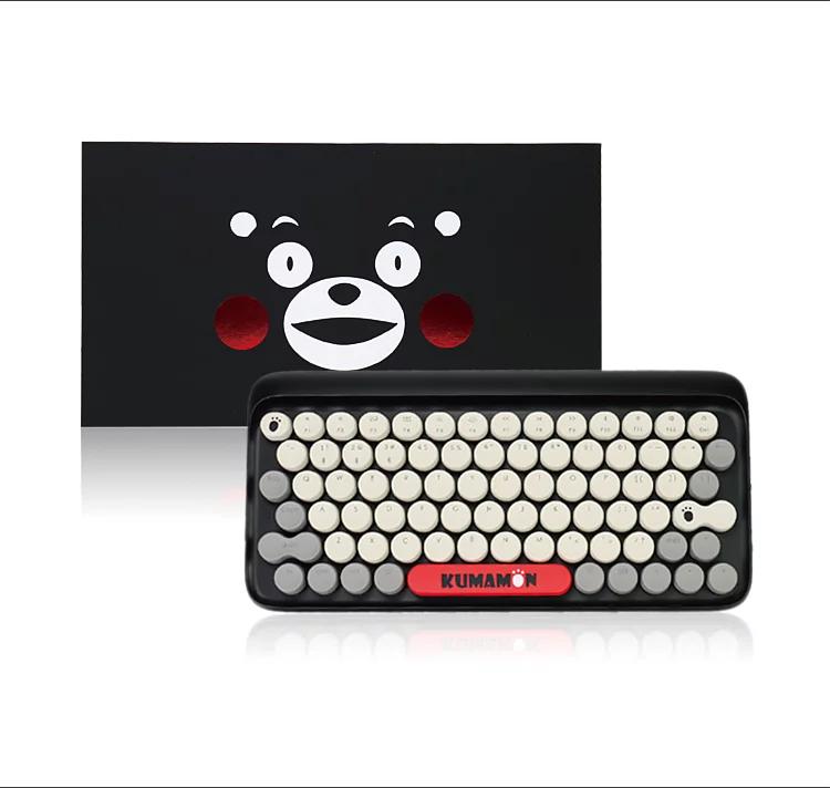 Lofree Keyboard 第二代復古情懷打字機鍵盤