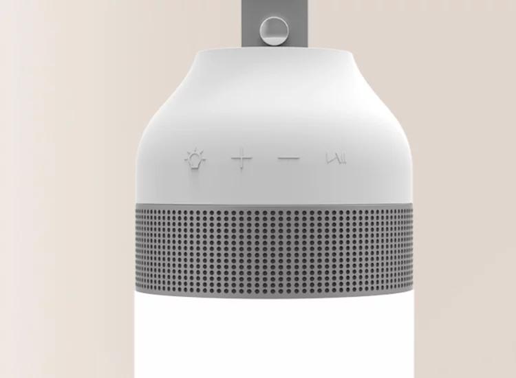 韓國 Pout Ears 2 手提防水藍芽喇叭LED燈
