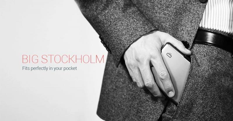 法國OGON STOCKHOLM/BIG STOCKHOLM WALLET防盜RFID錢包 預訂:3-7日發出