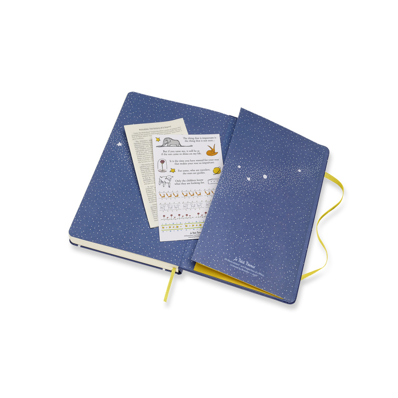 Moleskine 2020 全年12個月小王子手帳 [四款]