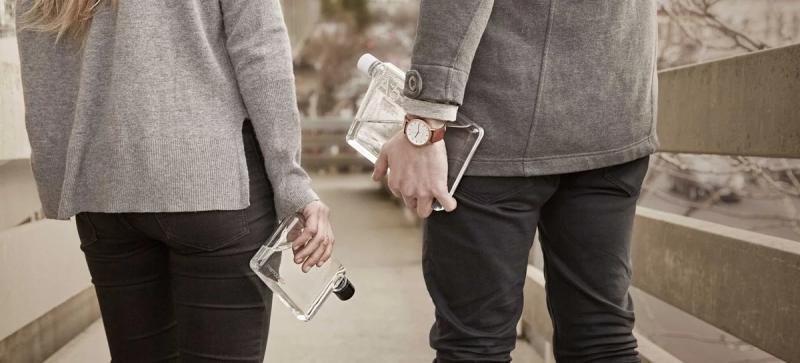 澳洲Memobottle 超薄環保小水瓶