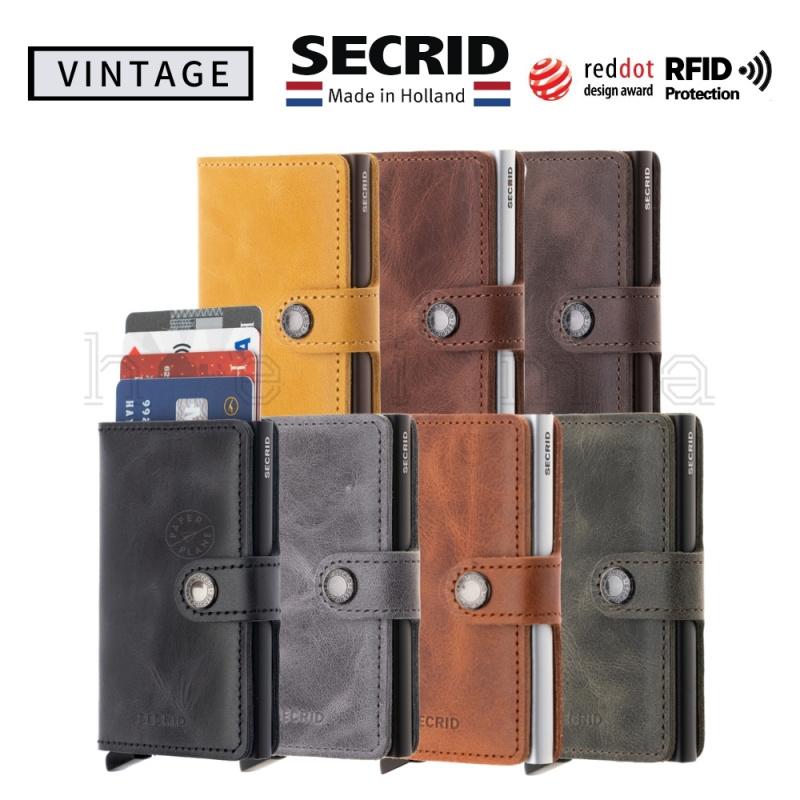 SECRID-Miniwallet-Vintage