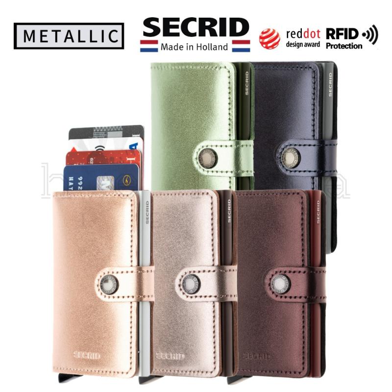 SECRID-Miniwallet-Metallic