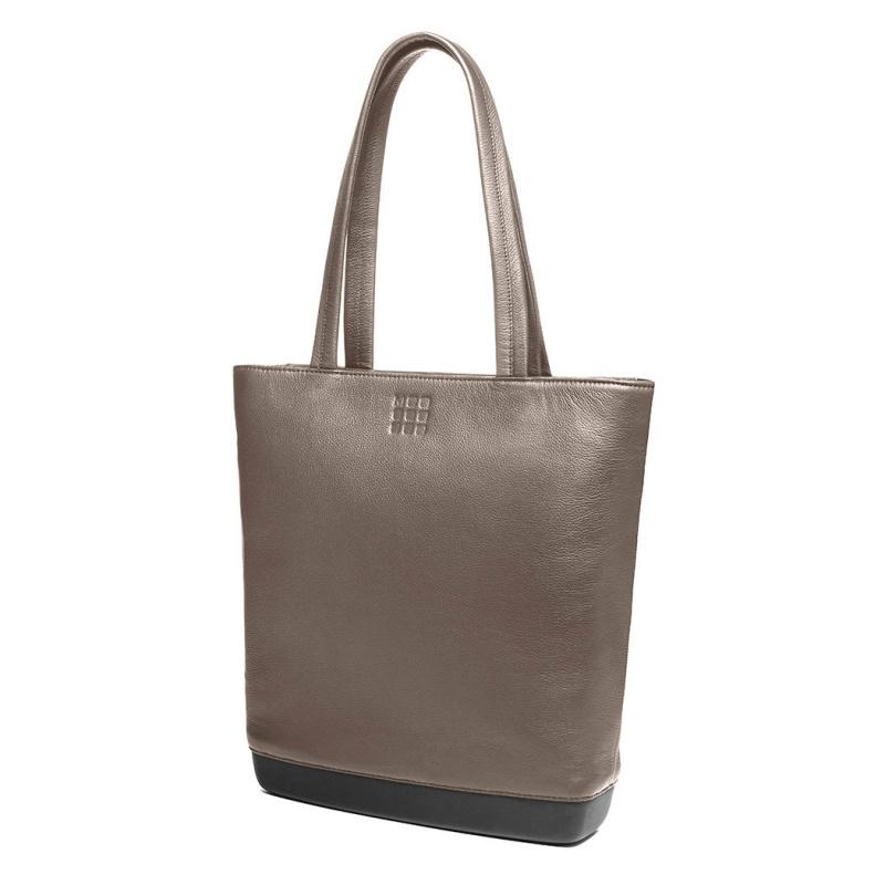MOLESKINE 經典皮革手提包 [2色] [購買後7天後寄/取貨]