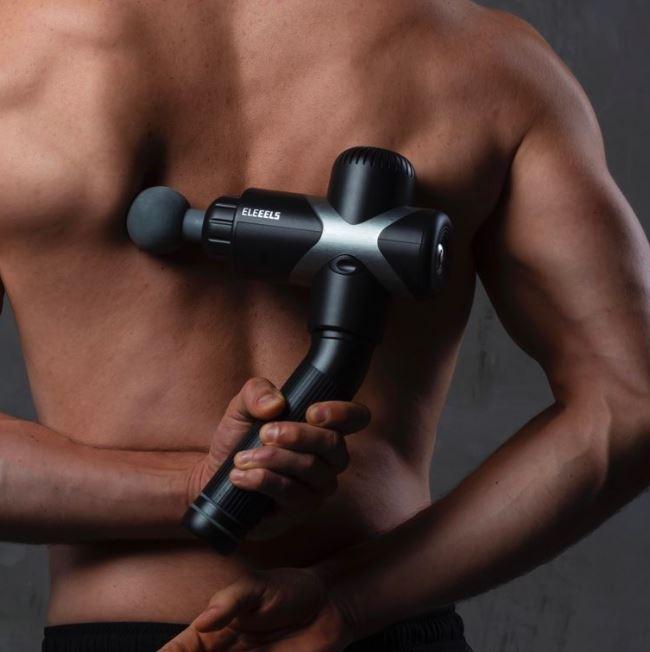 Eleeels X1T 全方位舒緩肌肉按摩槍 (現貨發售)