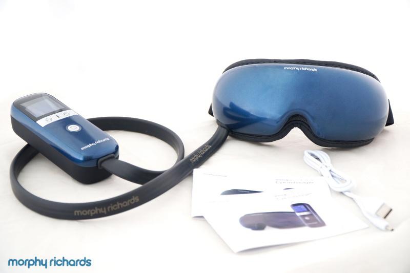 Morphy Richards EM-01C 無線眼部按摩儀 [藍色]