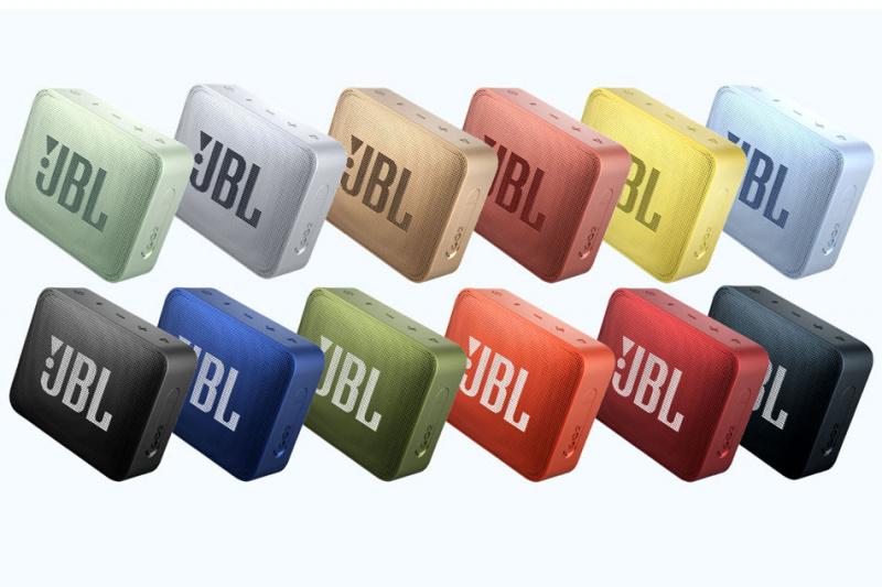 美國 JBL - Go 2 可攜式藍牙喇叭