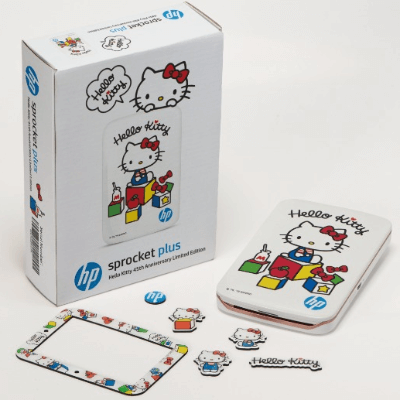 HP Sprocket Plus Hello Kitty 45周年限量版 (2FR85A-HK)