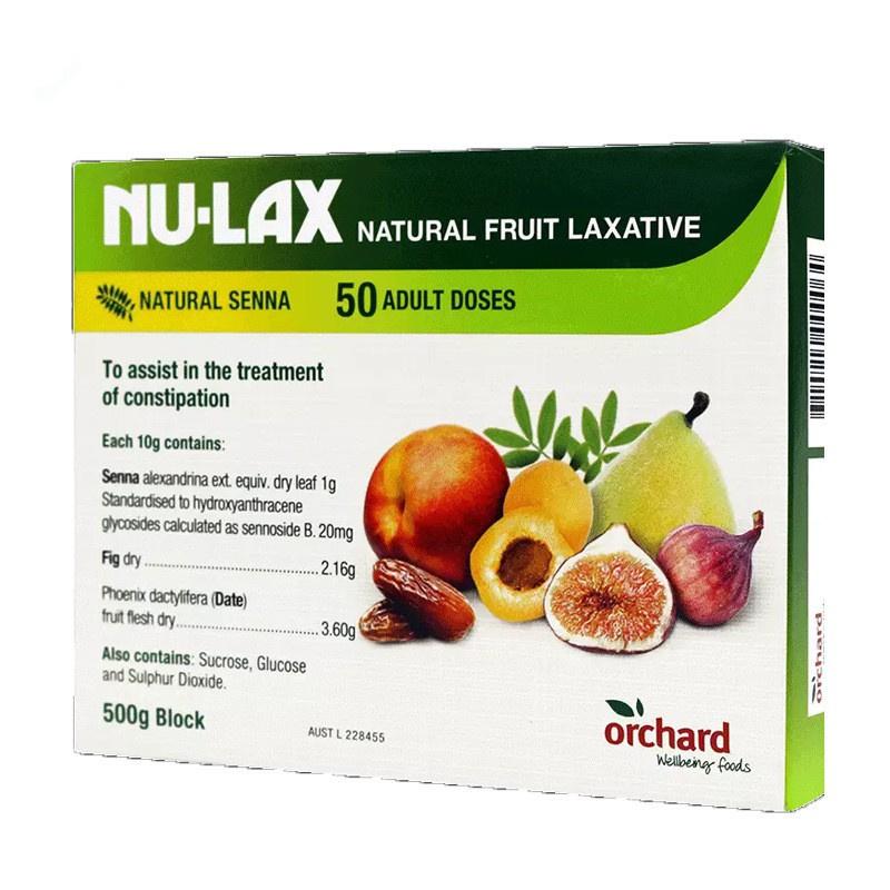 澳洲 Nu-Lax Fruit Laxative 樂康膏 500g
