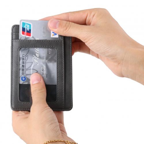 RFID 安全防盜 防磁防磨功能卡套 [7色]