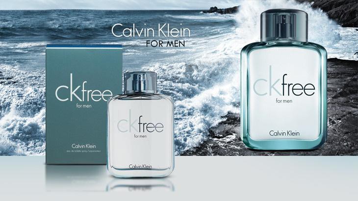 Calvin Klein CK Free EDT 自由男性淡香水 100ml
