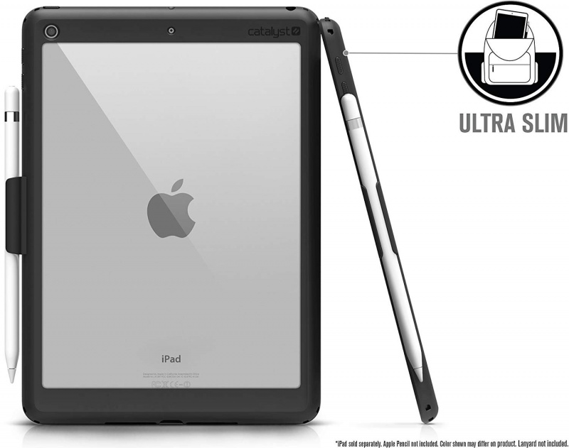 Catalyst Impact Protection Case for iPad 9.7inch (5th & 6th Generation) - Stealth Black
