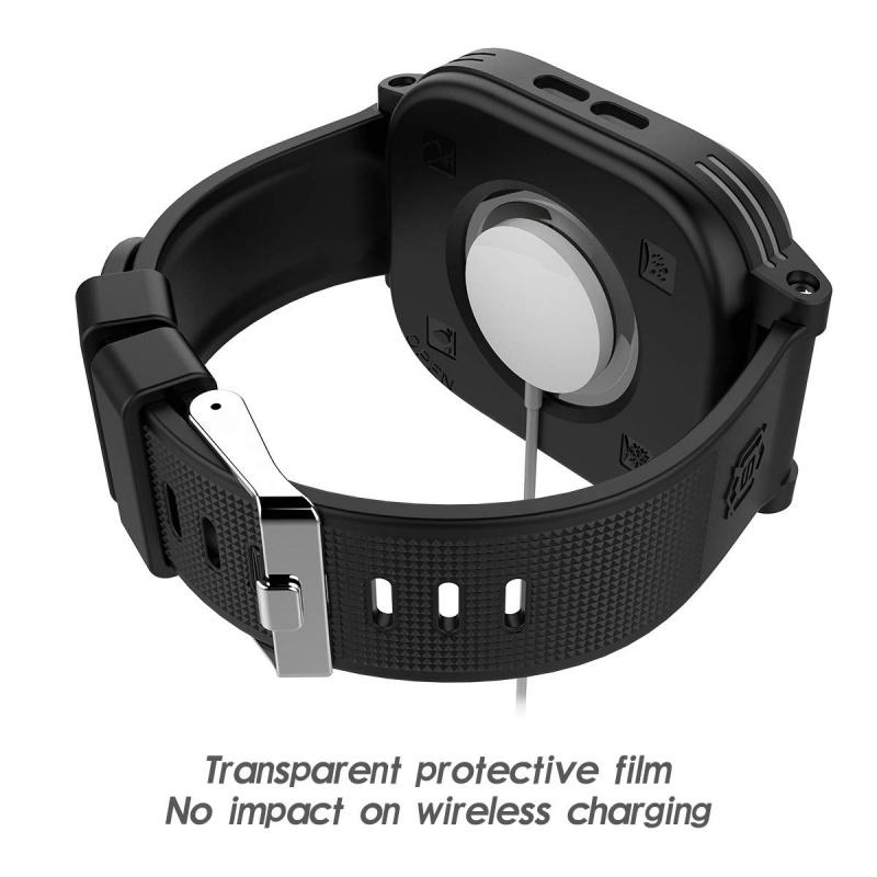 Catalyst Waterproof Case for 40mm/44mm Apple Watch Series 4-Stealth Black