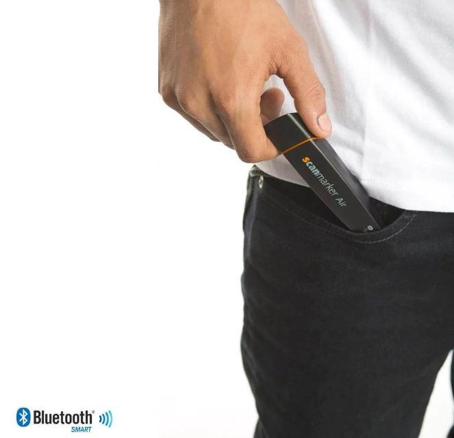 美國scanmarker air口袋智能掃描筆 [黑色]