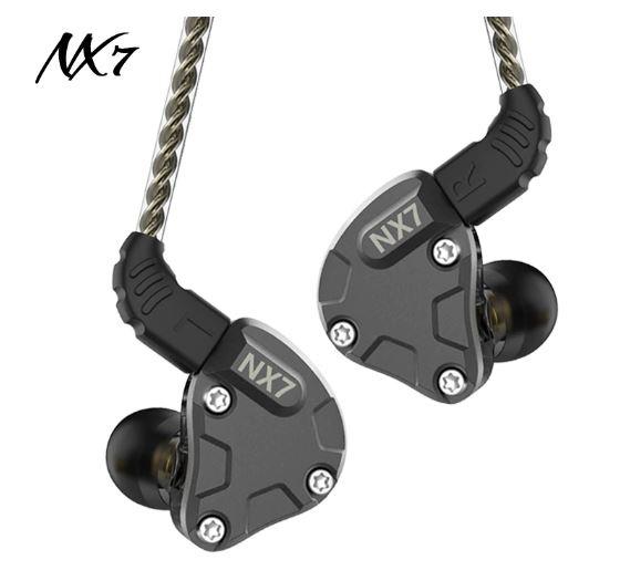 NICEHCK NX7入耳式耳機 4BA [2色]