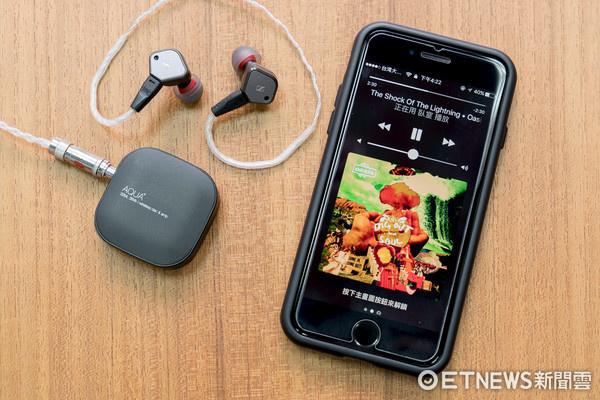 Nexum AQUA+ Wireless Micro HiFi Audio Amplifier 無線微型耳機擴音機 [3色]