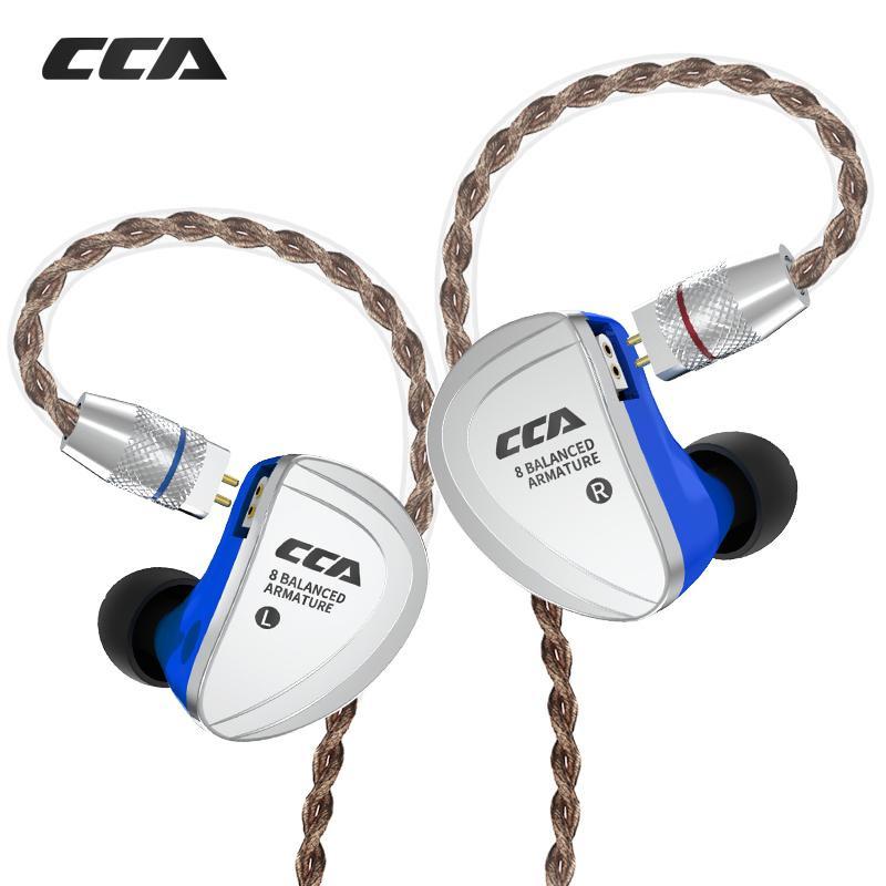 CCA C16 16單元纯動鐵耳機