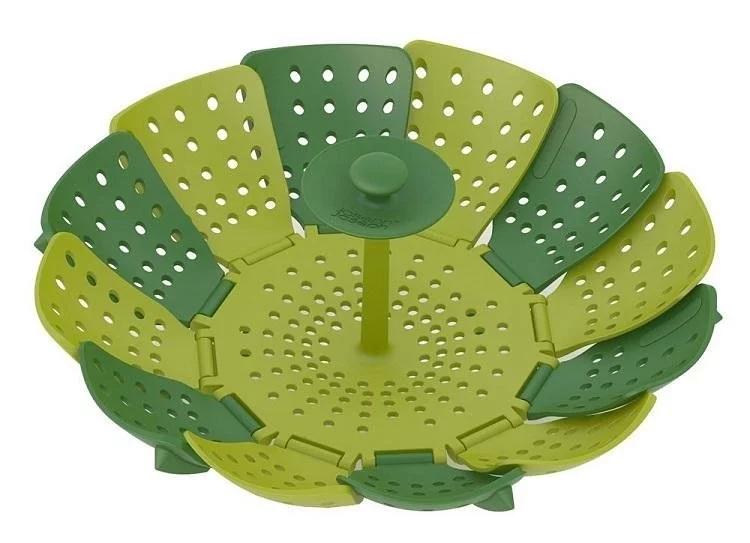 英國 JOSEPH JOSEPH Lotus可折疊蒸籠 預訂:3-7天發出