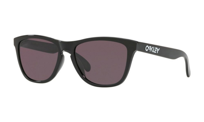 OAKLEY OO9245-7554 FROGSKINS™ (ASIA FIT) POLISHED BLACK 太陽眼鏡