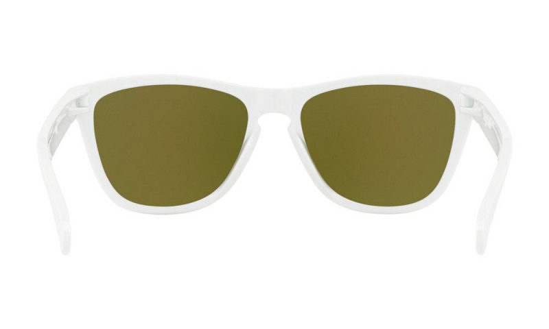OAKLEY OO9245-7654 FROGSKINS™ (ASIA FIT) POLISHED WHITE 太陽眼鏡