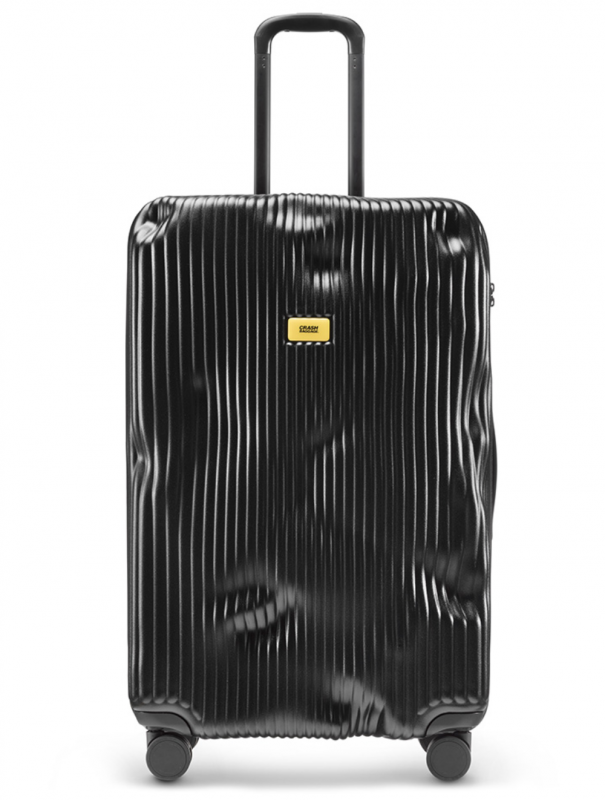 CRASH BAGGAGE - STRIPE BLACK