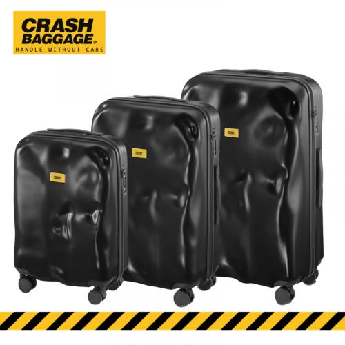 CRASH BAGGAGE - ICON BLACK