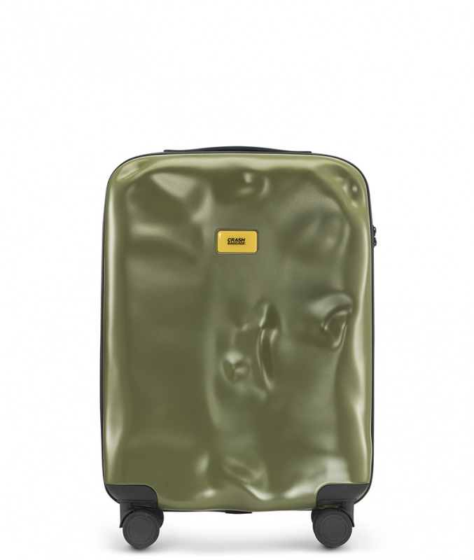 CRASH BAGGAGE - ICON OLIVE GREEN