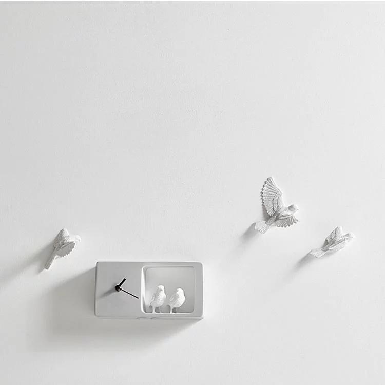 台灣Haoshi Sparrow X CLOCK麻雀時鐘 良事設計 預訂:3-7天發出