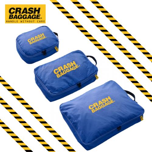 CRASH BAGGAGE GARMENT CASE - BLUE