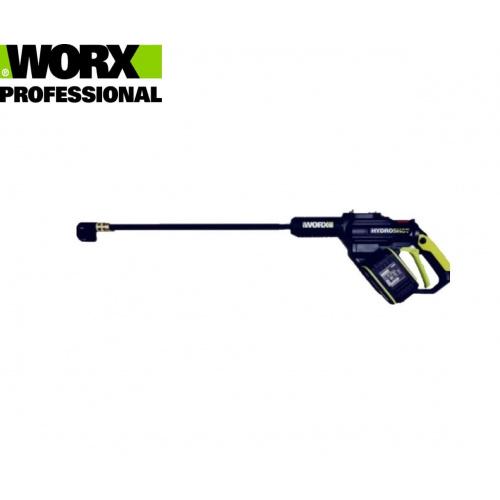 WORX WU630 (2A快充) /WU630.1 (6A快充) V20 無碳刷第三代高壓清洗機