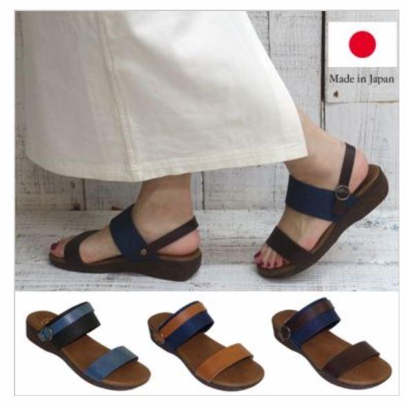日本製⭐️Santa Barbara Polo & Racquet Club 低跟涼鞋 (2種穿法)