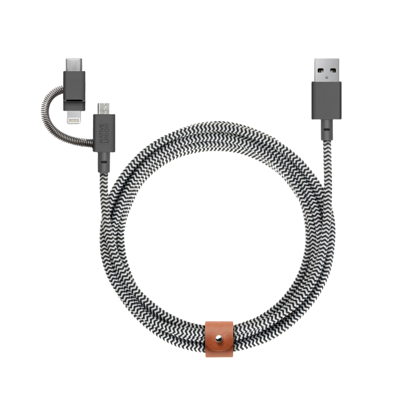 Native Union - BELT CABLE 2M UNIVERSAL