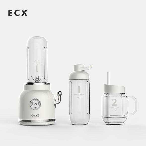 ECX 家用小型便攜式果汁機 預訂:3-7天發出