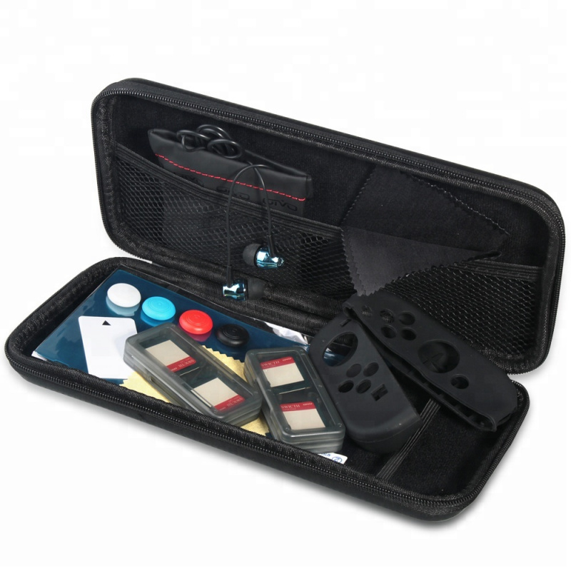 OTVO 13 in 1主機收納保護套套裝 for Nintendo Switch 預訂:3-7天發出