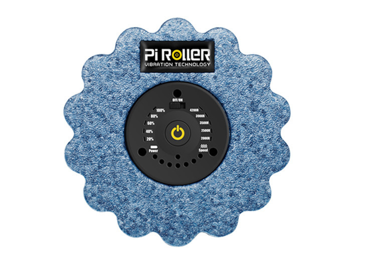 Pi Roller 菠蘿君 滾軸健身震動肌肉放鬆器 [專業款X版] 預訂:3-7天發出