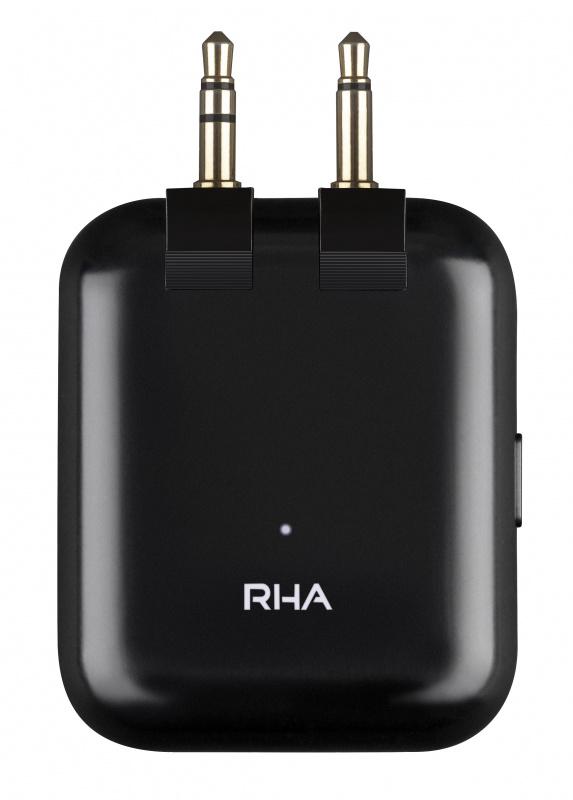 (工商免運) RHA Wireless Flight Adapter 無線藍牙航空轉接器
