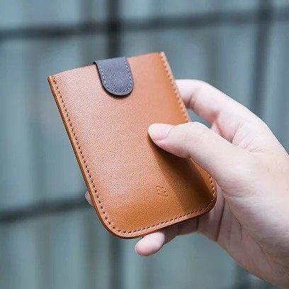 DAX Wallet Leather 真皮手工卡片套 預訂:3-7天發出