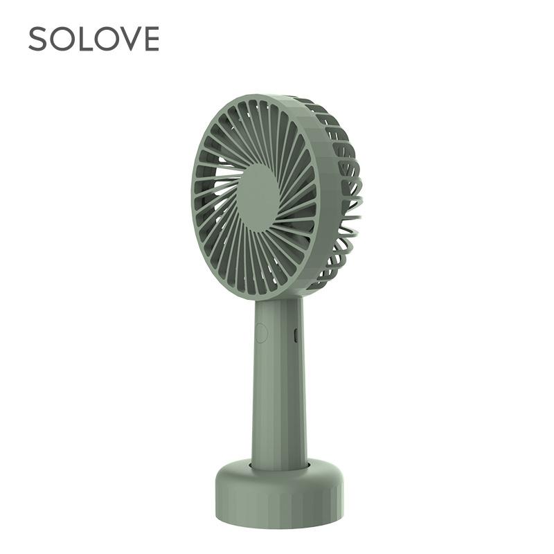 SOLOVE F1 USB 手提風扇 [5色]