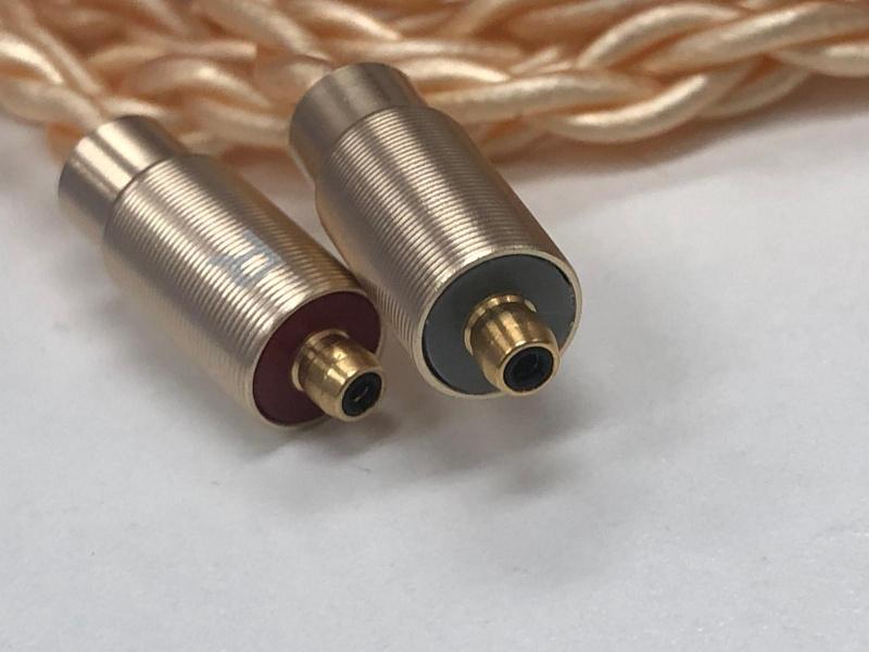 【香港行貨】Acoustune HS1695 TI (10mm 第5代Myrinx Composite動圈單元) [金色 /鈦色] HS1695TI 可加錢換2.5MM/4.4MM平衡線