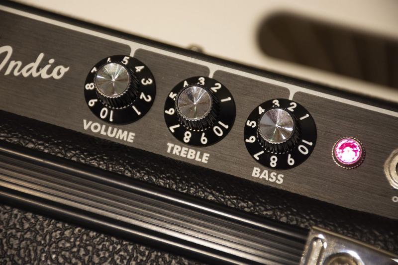 Fender The Indio 藍牙喇叭