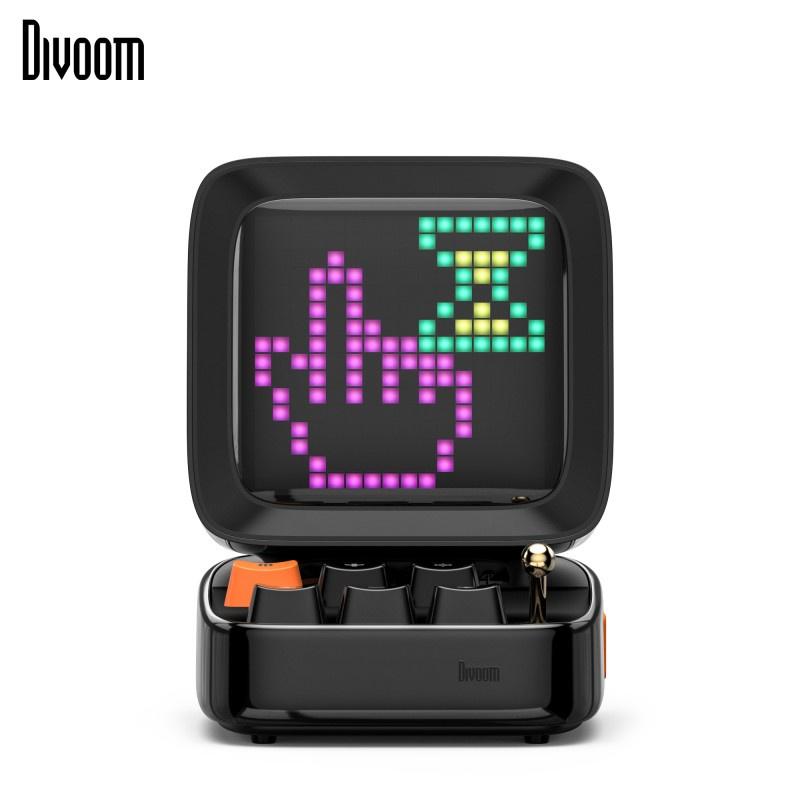 Divoom Ditoo 8W復古揚聲器 [4色]