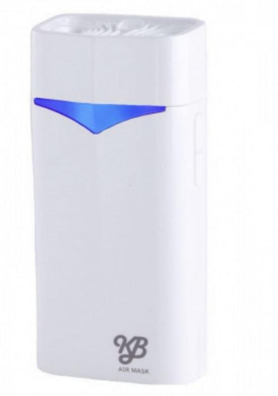 KB Air Mask 雙排放離子隨身空氣清淨機 [2色]